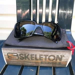 Skeleton  Stampede  optics sunglasses
